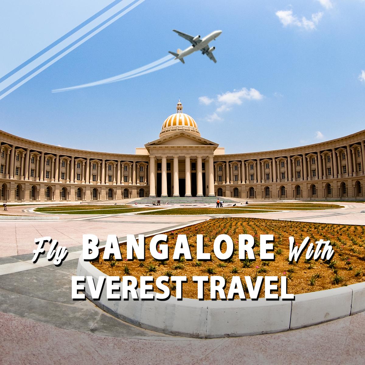 Kathmandu – Bangalore
