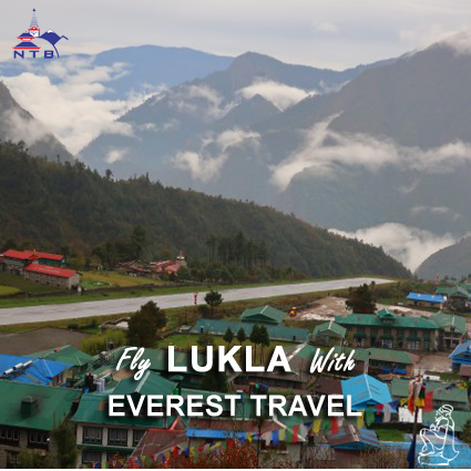 Fly Lukla with Everest Travel