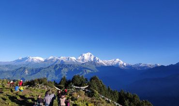 Ghorepani Poon Hill with ABC Trek