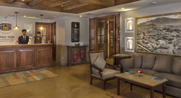 Nepali Ghar Hotel lobby image