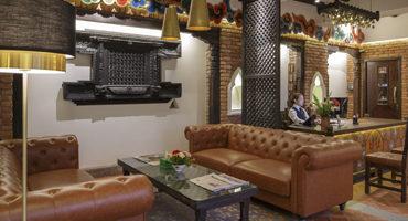 Hotel Thamel House lobby image