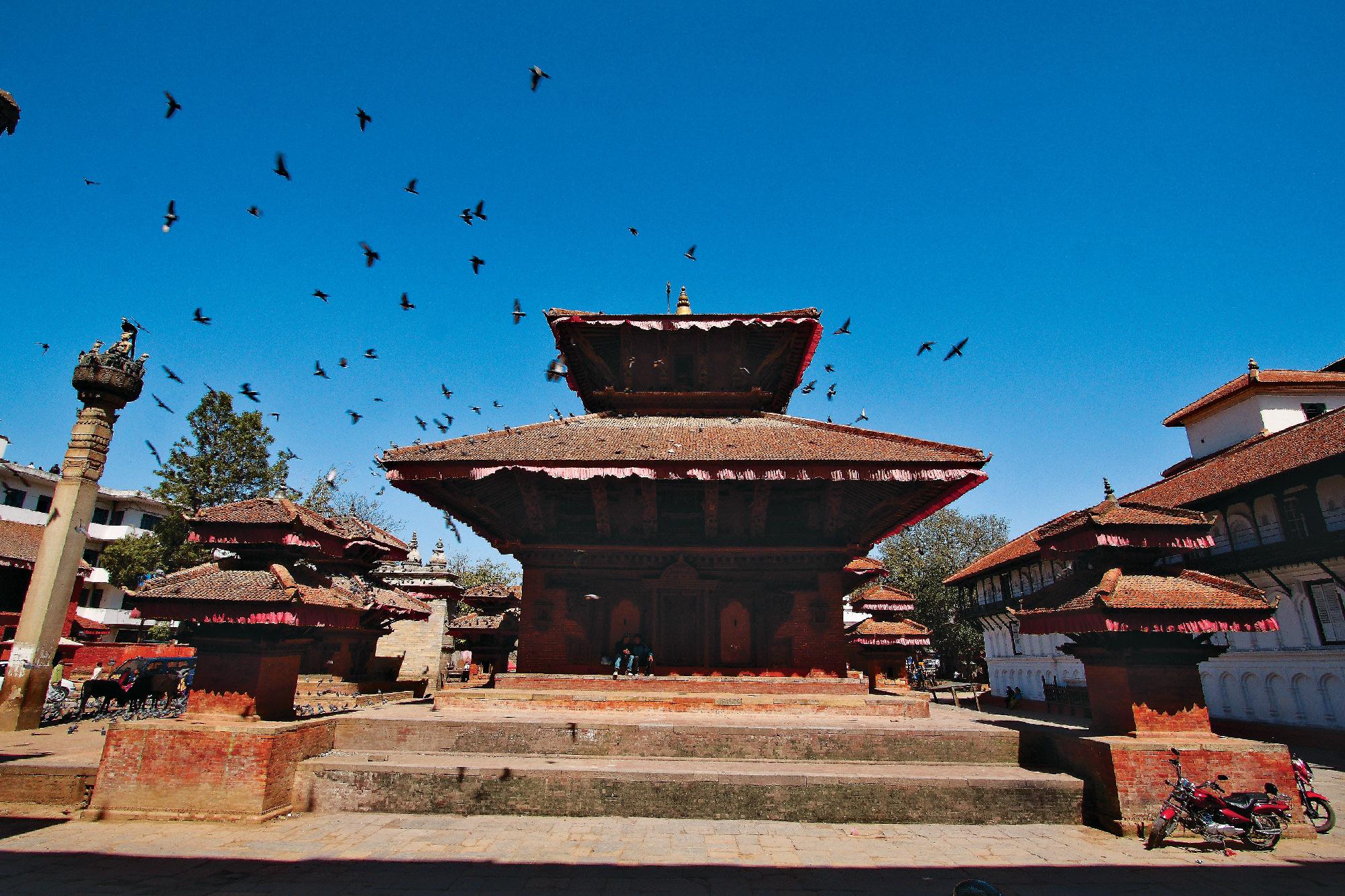 City Tour Of Kathmandu