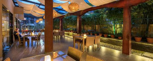 hotel shambala restaurant