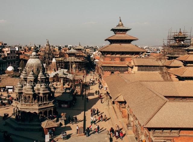 City Tour of Patan
